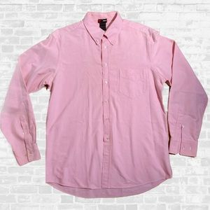 Versace Sport pink large button up shirt
